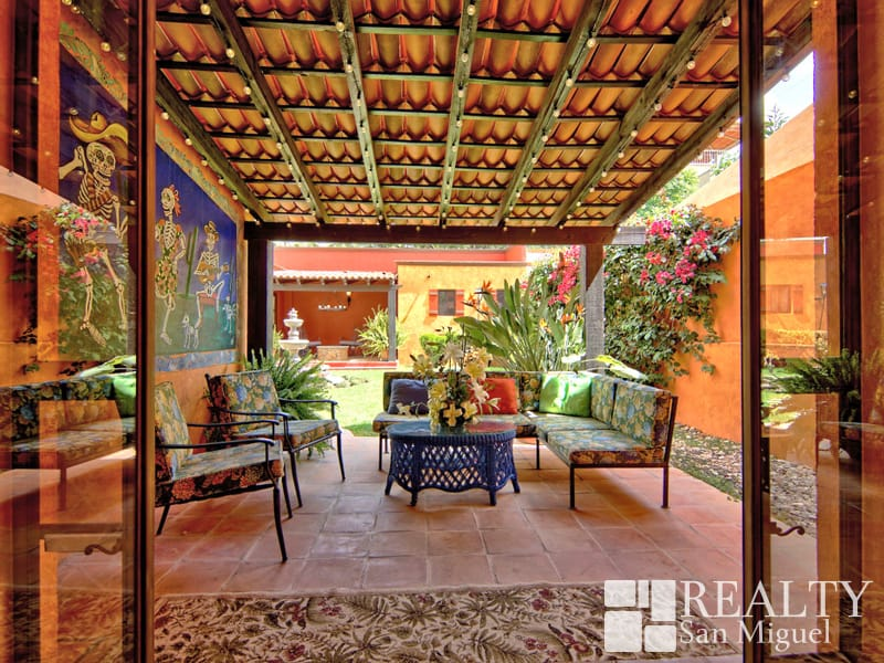San Miguel De Allende Homes For Sale