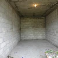 3 x 6 meter storage unit